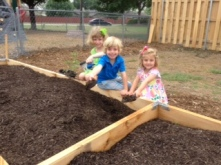 Preschool helpers!